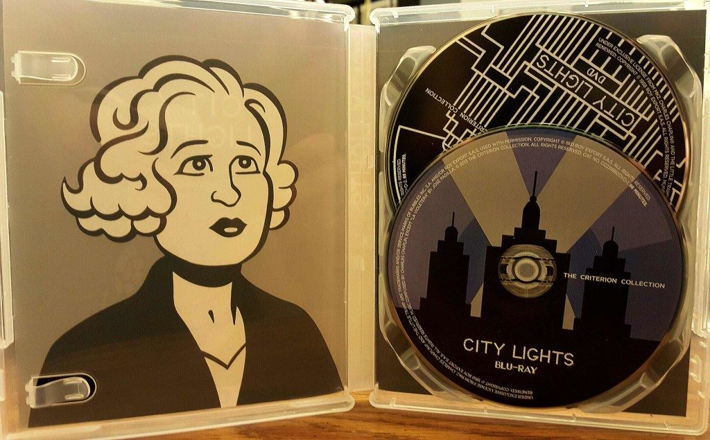 City Lights Disc