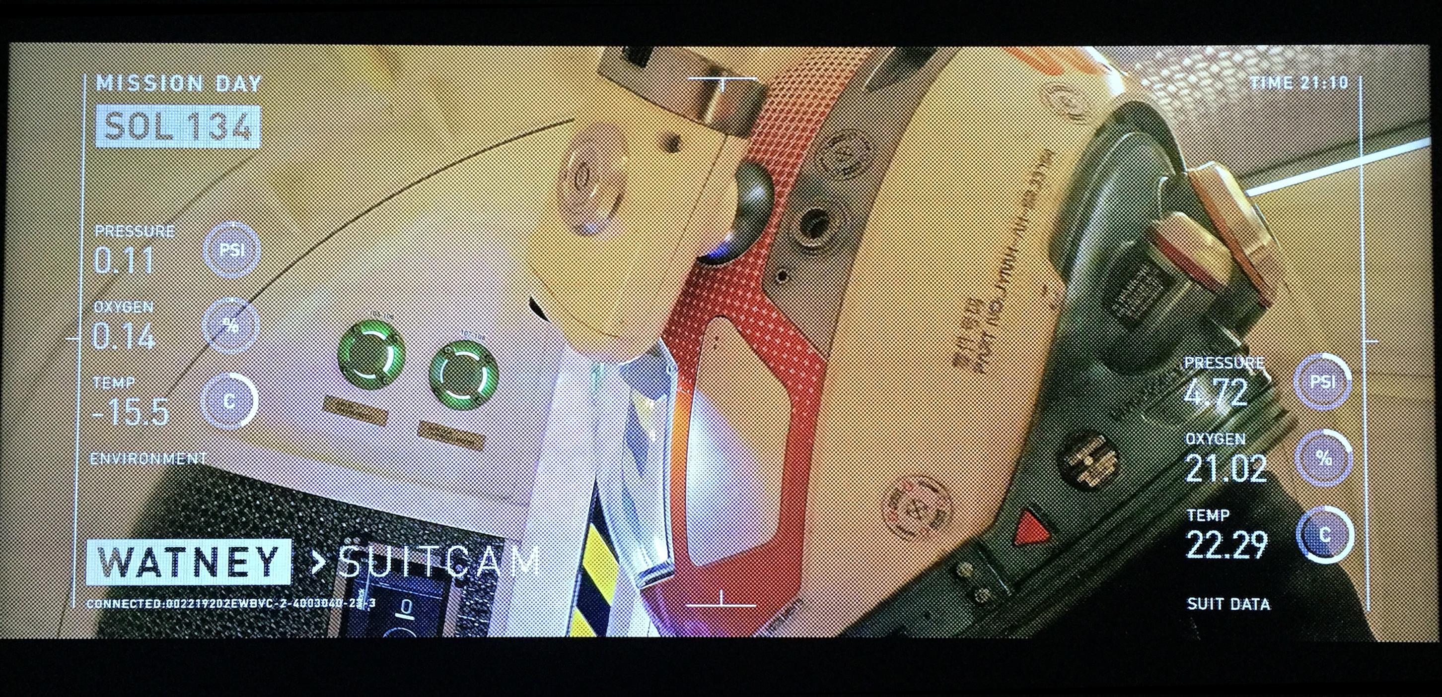 The Martian 4K 4