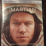 The Martian 4K Front