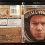 The Martian 4K Spine