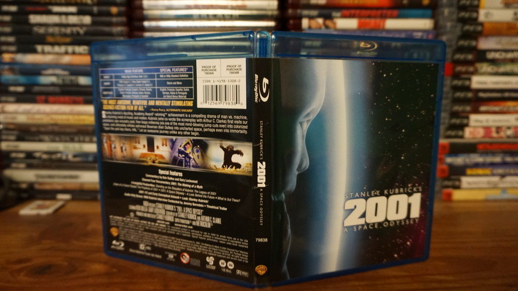 2001: A Space Odyssey Front