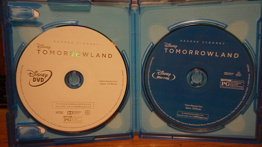 Tomorrowland Disc