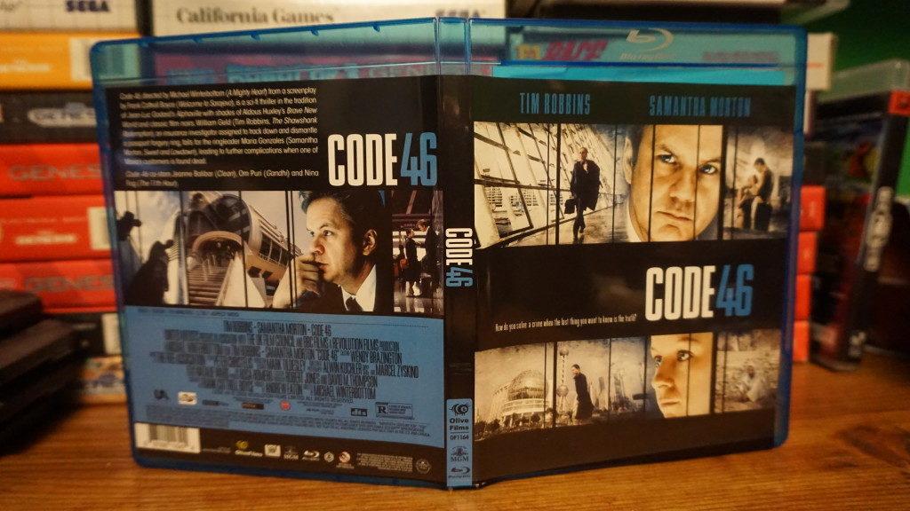 Code 46 Front