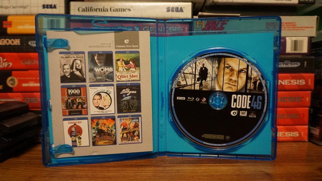 Code 46 Disc