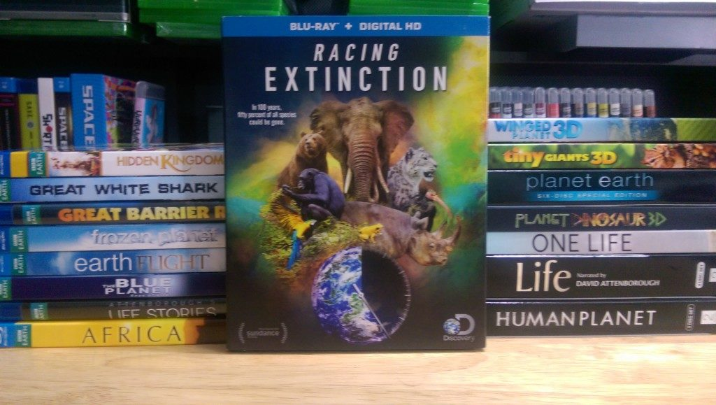 Racing Extinction Front