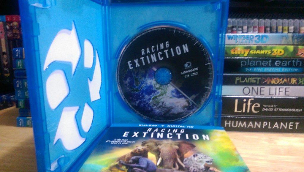 Racing Extinction Disc