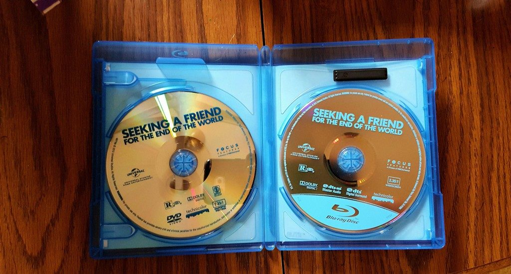 Seeking A Friend Disc