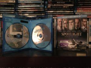 Spotlight Disc