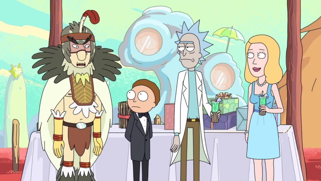 Rick And Morty 1