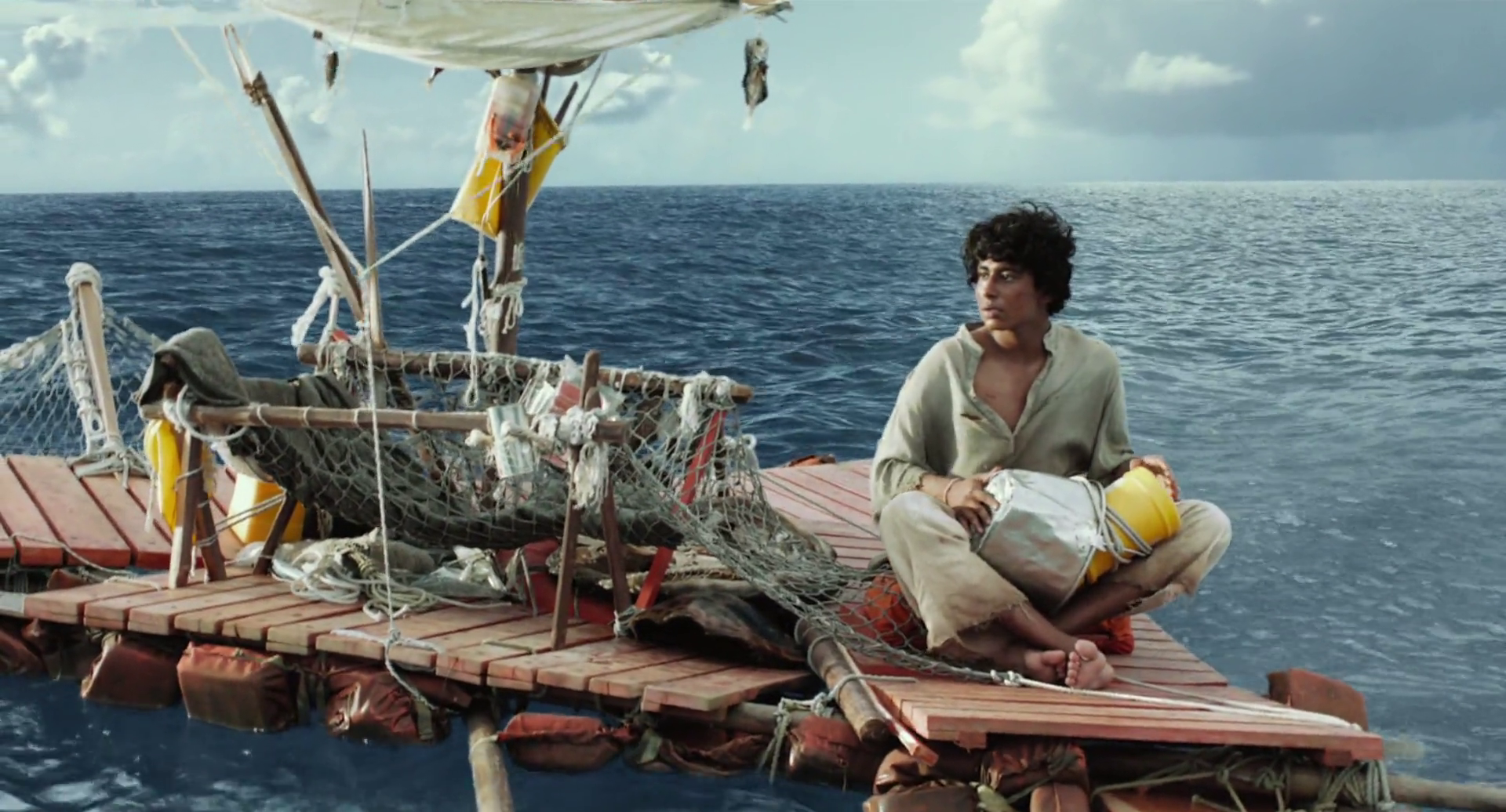 Life of pi 4k uhd review redvdit for Life of pi characters animals