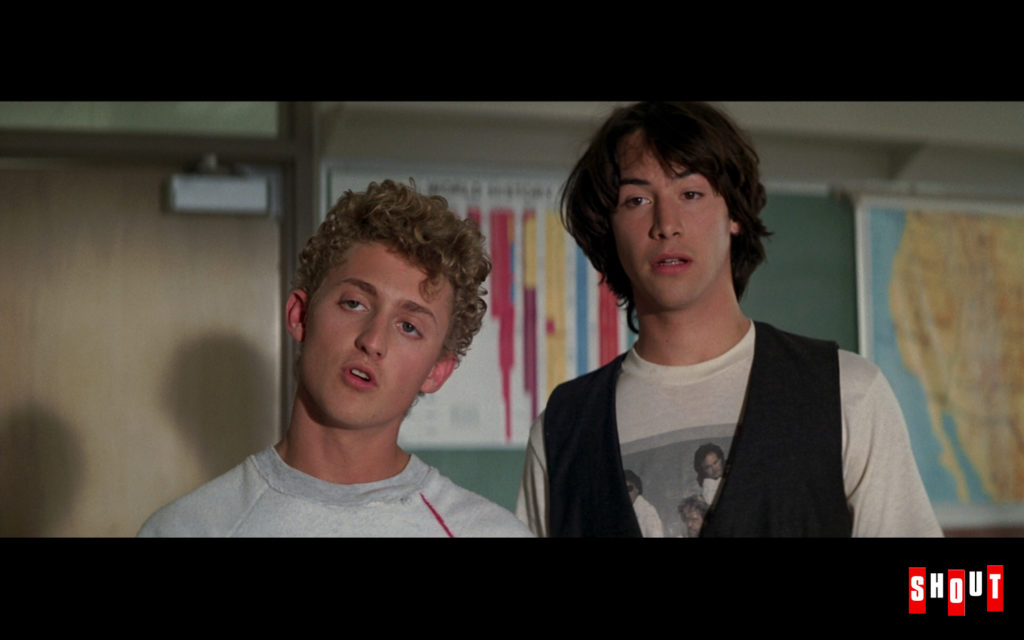 Bill and Ted's