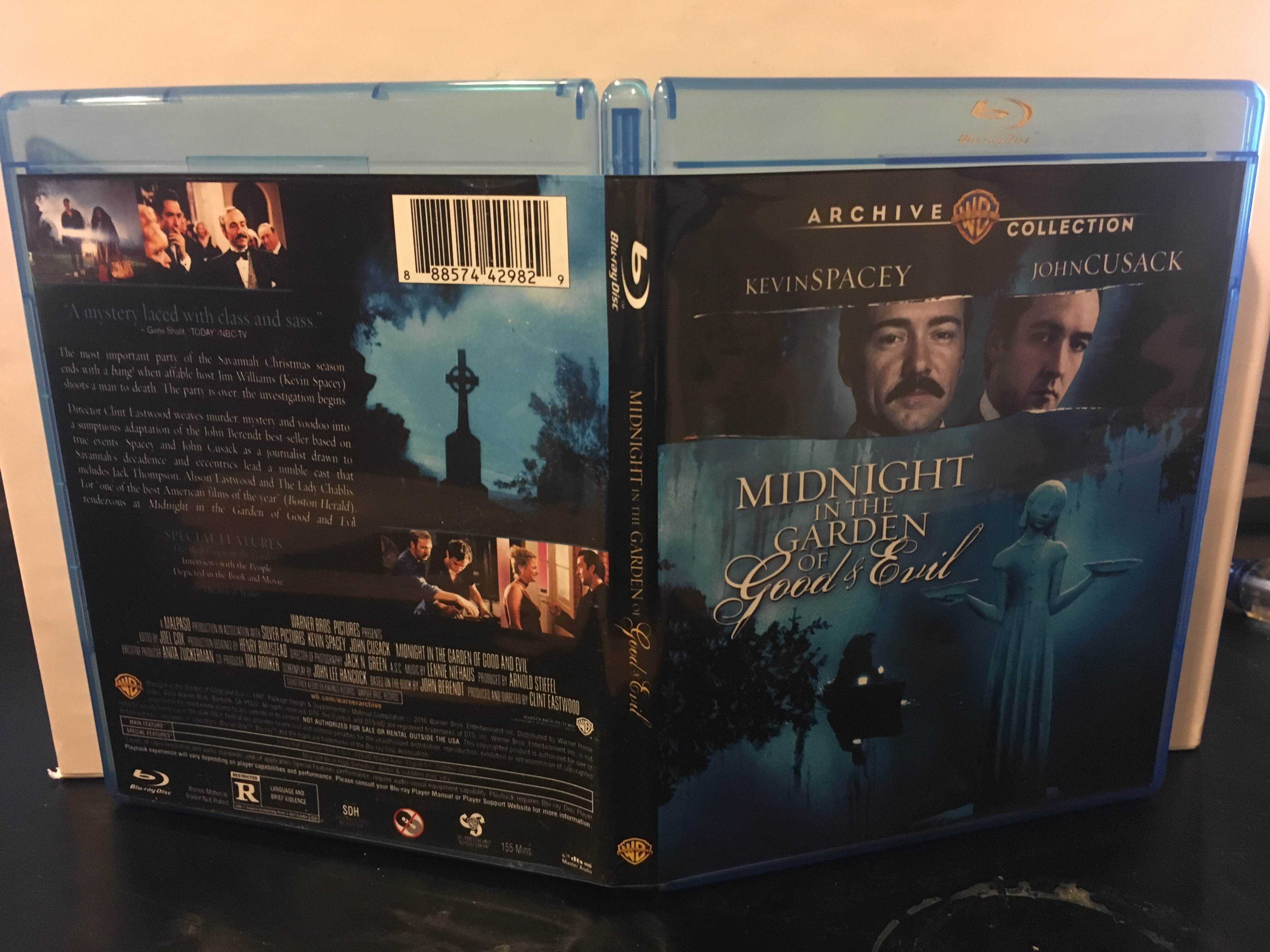 Midnight in the Garden of Good and Evil 1997 720p Bluray