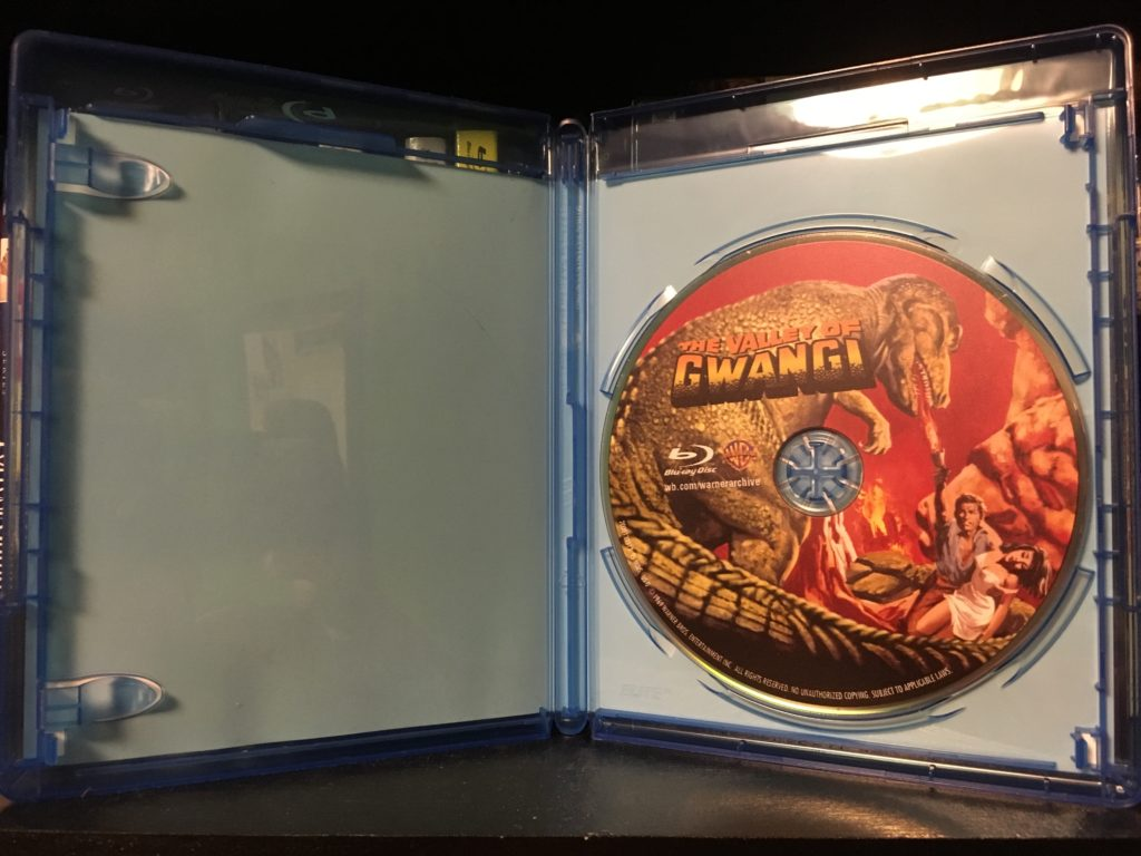 The Valley of Gwangi Blu-ray Packaging 2