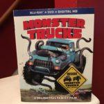 Monster Trucks Front