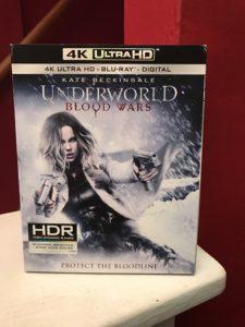 Underworld: Blood Wars Front