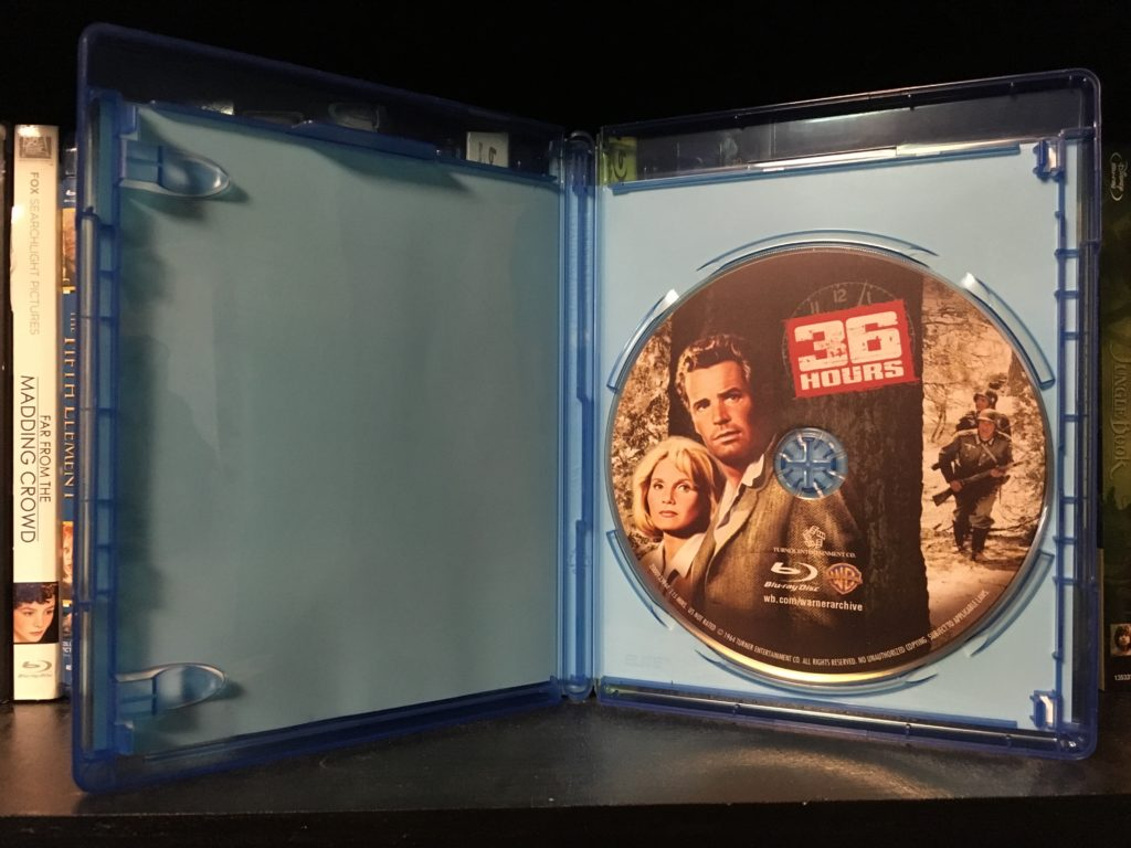 36 Hours Blu Ray Packaging 2
