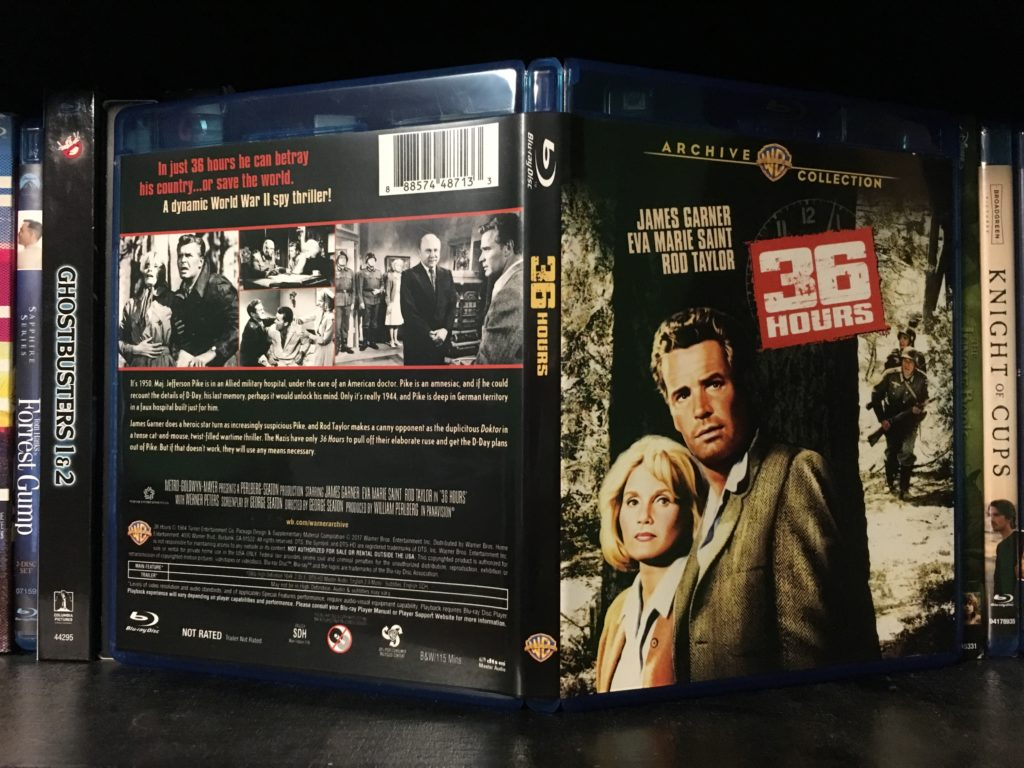 36 Hours Blu Ray Packaging 1