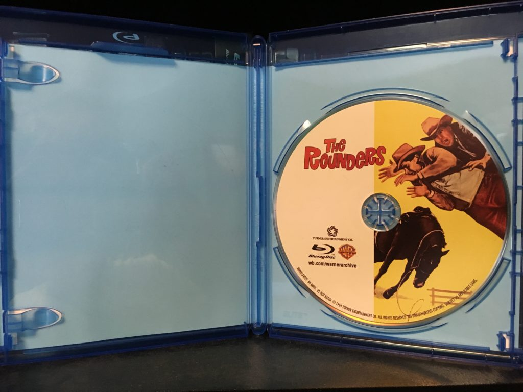 The Rounders Blu Ray Packaging 1