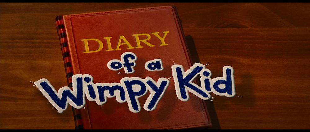 Who Directed Diary Of A Wimpy Kid