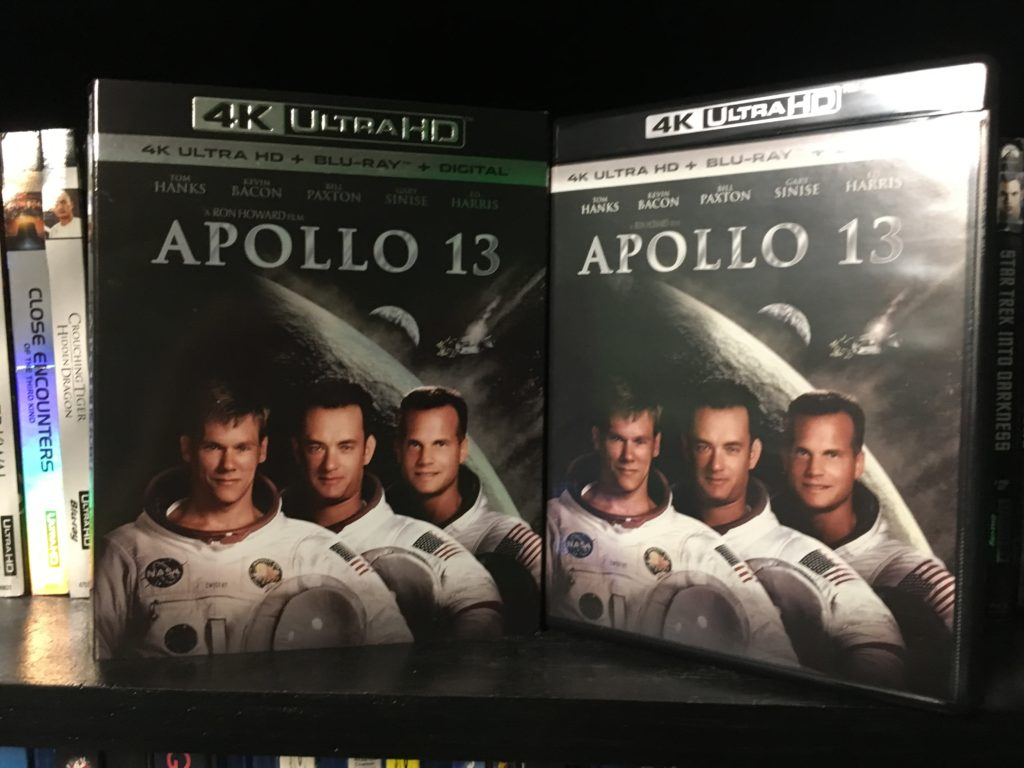 Apollo 13 4K UHD Blu Ray Packaging 1