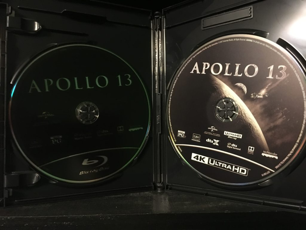 Apollo 13 4K UHD Blu Ray Packaging 3
