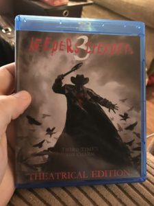 jeepers creepers 3 syfy november
