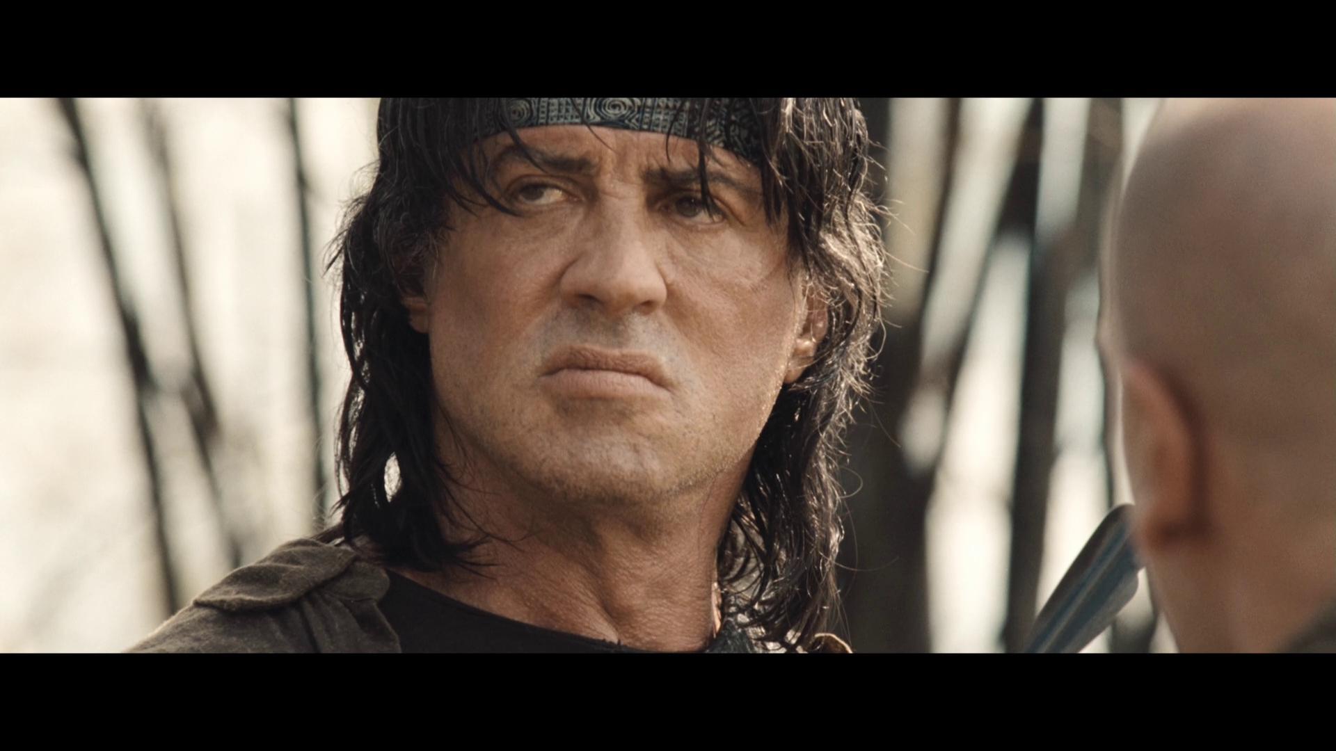 Rambo (2008) - 4K UHD Review - ReDVDit